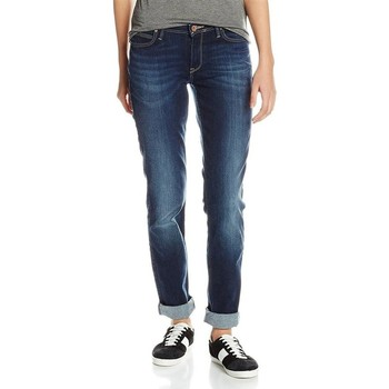 Clothing Women Slim jeans Lee ® Emlyn Night Porter 370GCIU blue