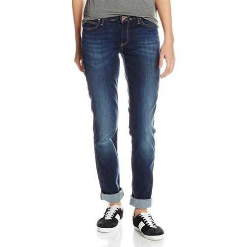 Clothing Women Slim jeans Lee ® Emlyn Night Porter 370GCIU blue