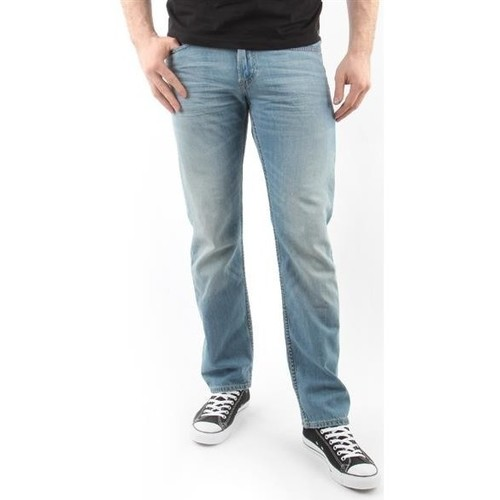 Clothing Men Straight jeans Lee Blake L730DEAX blue