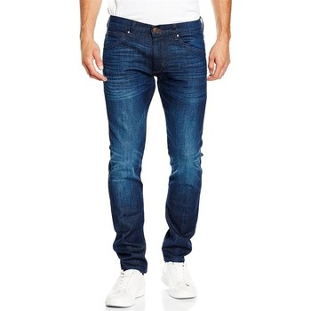 Clothing Men slim jeans Wrangler ® Bryson Fast & Royal 14X9184Y blue