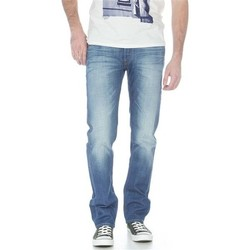 Clothing Men Slim jeans Lee Daren L706MLFL blue