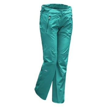 Clothing Women 5-pocket trousers Kjus Spodnie  Ladies Formula LS20-704 29000 green