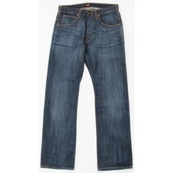 Clothing Men Straight jeans Lee JOEY 719CRSD blue
