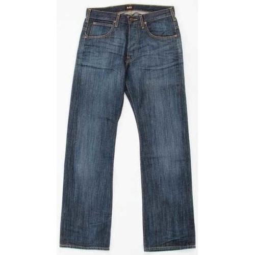 Clothing Men straight jeans Lee JOEY 719CRSD blue