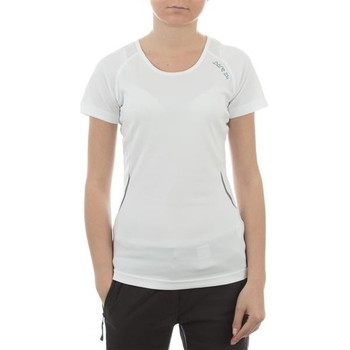 Clothing Women Short-sleeved t-shirts Dare 2b T-shirt  Acquire T DWT080-900 white