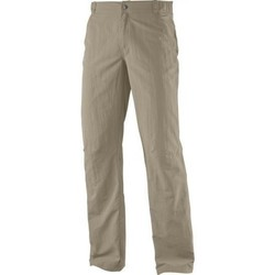 Clothing Men Cargo trousers Salomon Spodnie  Elemental 372227 yellow