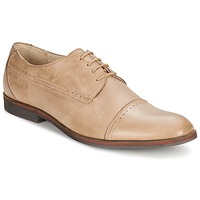 Shoes Men Derby Shoes Carlington PURP Beige