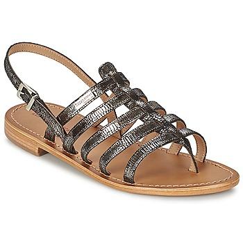 Shoes Women Sandals Les Tropéziennes par M Belarbi HERCRIS Silver