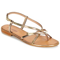 Shoes Women Sandals Les Tropéziennes par M Belarbi MONACO Gold