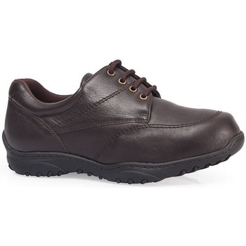 Shoes Derby Shoes Calzamedi comfortable cords MARRON