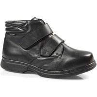 Shoes Men Mid boots Calzamedi BOOTS  GALATHEA BLACK