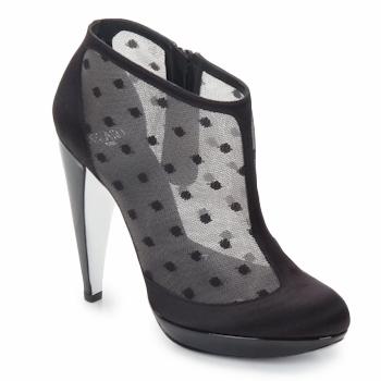 Shoes Women Shoe boots Azzaro INTERLUDE Black