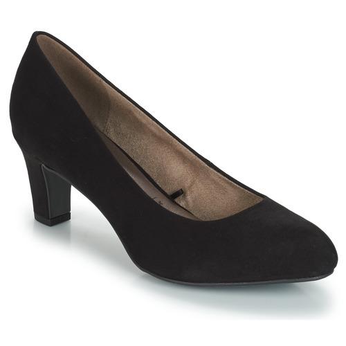 Shoes Women Heels Tamaris LETICIA Black