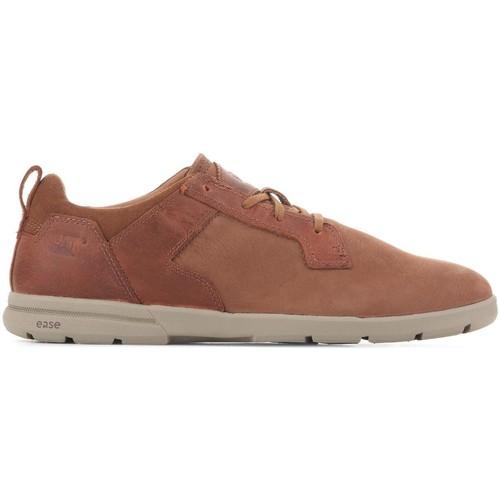 Shoes Men Low top trainers Caterpillar EBB P721235 brown
