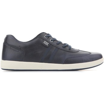 Shoes Men Low top trainers Caterpillar Syntax P721317 blue