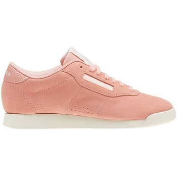 Shoes Women Low top trainers Reebok Sport Princess Woven Embroidered Pink