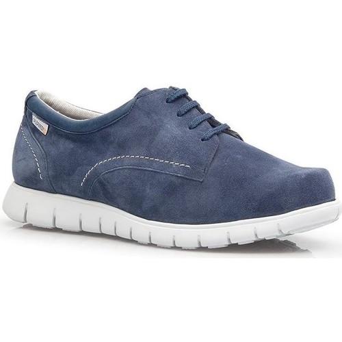 Shoes Men Low top trainers Calzamedi DEPORTIVO AZUL