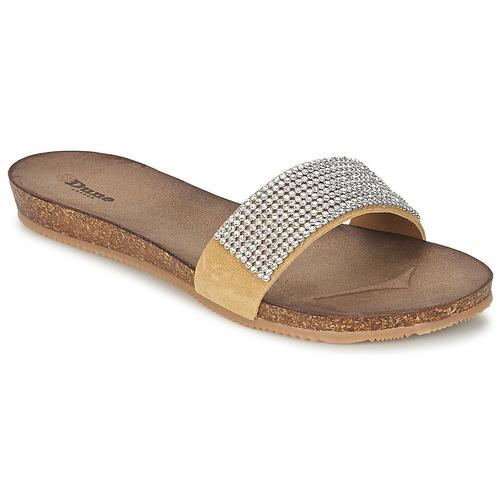 Shoes Women Mules Dune London JLINGS Nude