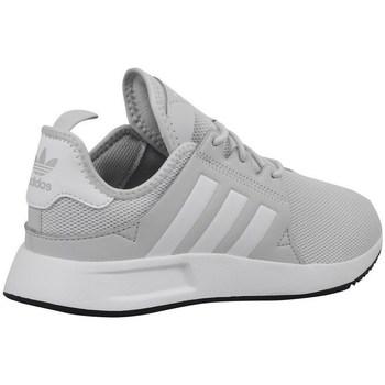 Shoes Children Low top trainers adidas Originals X Plr C Grey