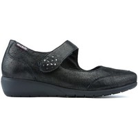 Shoes Women Flat shoes Mephisto JANIS LETINAS BLACK