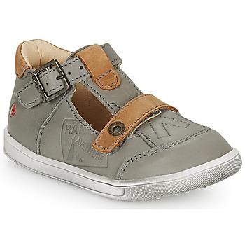 Shoes Boy Sandals GBB AREZO Grey