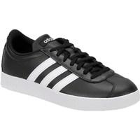 Shoes Men Low top trainers adidas Originals VL Court 20 Black