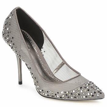Shoes Women Heels Bourne SAMANTHA Smoke-mesh