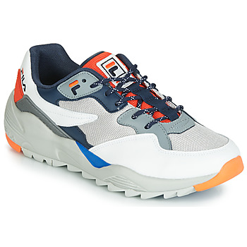 8b5a8479c6212 Shoes Men Low top trainers Fila VAULT CMR JOGGER CB LOW Grey   Orange