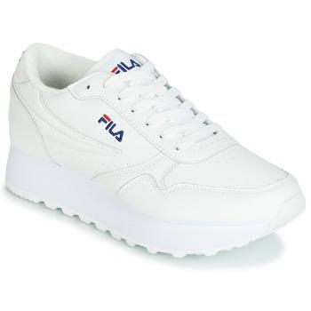 Shoes Women Low top trainers Fila ORBIT ZEPPA L WMN White