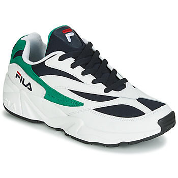 Shoes Men Low top trainers Fila VENOM LOW White / Green