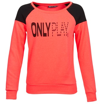 Clothing Women sweatpants Only Play MAKAYLA TOP Coral