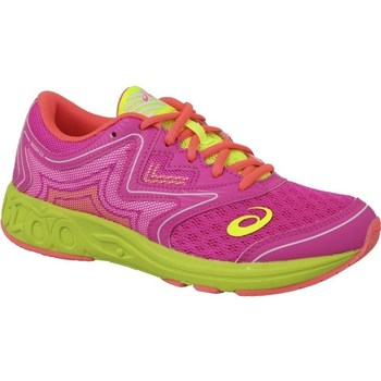 Shoes Children Low top trainers Asics Noosa GS Pink
