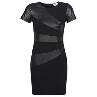 Clothing Women Short Dresses Moony Mood JOULOU Black