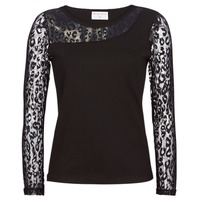 Clothing Women Tops / Blouses Moony Mood JOULETTE Black