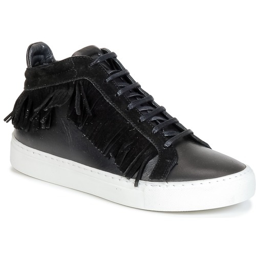Shoes Women Hi top trainers Paul & Joe PAULA Black