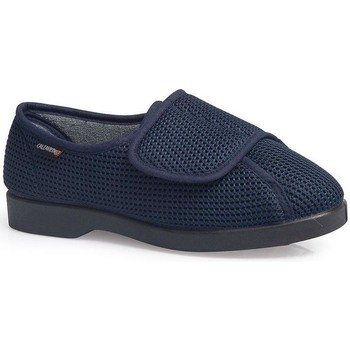Shoes Women Low top trainers Calzamedi SHOES  DOMESTICO BLUE