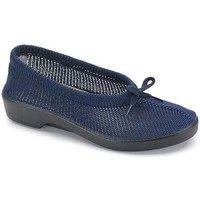 Shoes Women Loafers Calzamedi orthopedic shoe woman BLUE