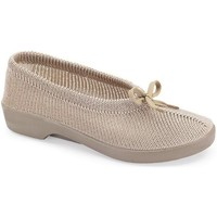 Shoes Women Loafers Calzamedi orthopedic shoe woman BEIGE