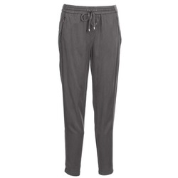 Clothing Women Wide leg / Harem trousers Esprit SIURO Grey