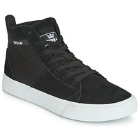Shoes Hi top trainers Supra STACKS MID Black