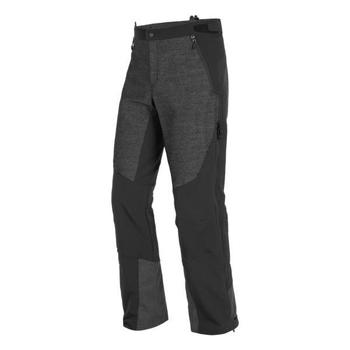 Clothing Men Trousers Salewa SESVENNA WO/DST M PN 25223 0910 grey