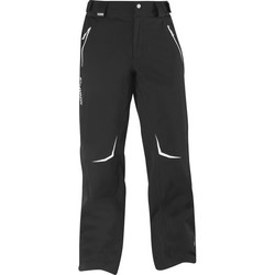 Clothing Men Trousers Salomon S-LINE PANT M BLACK 120632 black