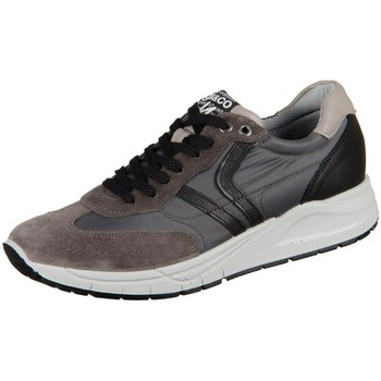 Shoes Men Low top trainers Igi&co 21377 Grey-Brown