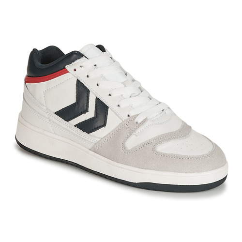 Shoes Low top trainers Hummel MINNEAPOLIS White