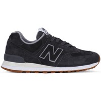 Shoes Men Low top trainers New Balance ML574EPC Grey