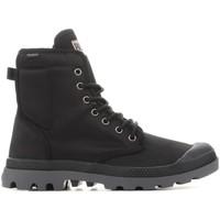Shoes Hi top trainers Palladium Solid RNGR TP U 75564-008-M black
