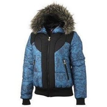 Clothing Women Jackets Puma BEST WINTER JACKE 55595901 blue
