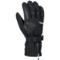 Clothes accessories Men Gloves Reusch Almina GTX 4331335-700 black