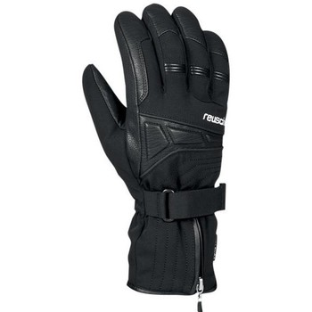 Clothes accessories Men Gloves Reusch Almina GTX 4331335-700 black