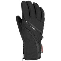 Clothes accessories Men Gloves Reusch Melinda R-TEX XT 4333202-799 black